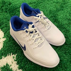 Nike React Vapor 2 White Indigo Force Golf Shoes